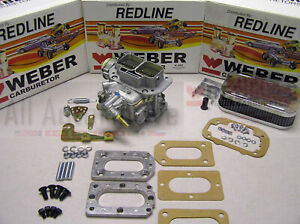Chevy LUV Weber Carburetor Conversion Kit 1972-1982
