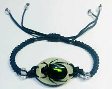 $ 7.99   2 pcs Charming Specimen Beetle Glow Bracelet
