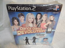 Sony Play Station 2 Dance Dance Revolution Game, Controller & Mat Disney Channel