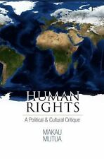 Human Rights: A Political and Cultural Critique (Pennsylvania Studies in Human R