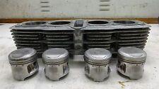 1980 Honda CB650 SOHC HM483B. Engine top end cylinders jug pistons
