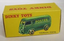 Repro Box Dinky Nr.25 BV Peugeot Fourgon Postale