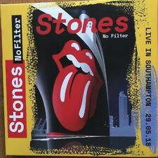 "THE ROLLING STONES ""LIVE AT SOUTHAMPTON 29.05.18"" RARE EDITION 2CD'S NEUVE !"