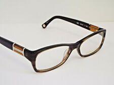 Authentic MICHAEL KORS MK252 204 Graduated Brown Eyeglasses $210**