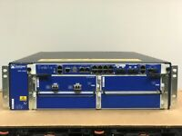 Juniper SRX3400 SRX3K-RE-12-10 SFB-12GE SRX3K-2XGE-XFP SRX3K-NPC 2x SPC-1-10-40