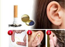 Quit Smoking Acupressure Care Auricular Magnet Therapy Zero Smoke Chic -S