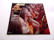 """MORE BILLY VAUGHN & HIS ORCHESTRA- POP- 12""""- 33 RPM-"""