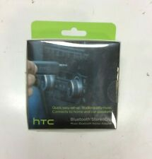 HTC A200 Mobile StereoClip Bluetooth Audio Music Streamer Black