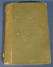 1854 Autobiography of an Actress - Eight Years on Stage Anna Cora Mowatt As Is!