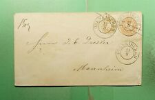 DR WHO GERMANY ODENKIRCHEN UPRATED STATIONERY TO MANNHEIM  g40933