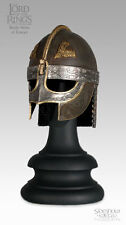LOTR~ROTK~BATTLE HELM OF EOWYN~1/4 SCALE PROP REPLICA~LE 3000~SIDESHOW~WETA~MIB