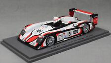 Spark Audi R8 Team Goh Le Mans Winner 2004 Ara Capello Kristensen 43LM04 1/43NEW