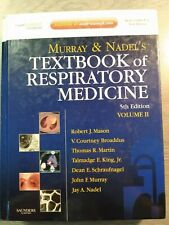 Murray and Nadel's Textbook of Respiratory Medicine: Volume 2 only