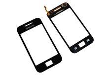 Samsung S5830 Galaxy Ace Touchscreen LCD Display Glas Cover Original Neu black