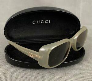 GUCCI GG 2435/S SUNGLASSES & Case - Made in Italy