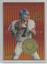 1996 John Elway Playoff Metal XL Card #XL20