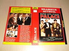 JAQUETTE VHS Palace Daniel Auteuil Claude Brasseur Édouard Molinaro