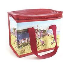 Beside The Sea Lunch Bag  Storage Bag Insulated Cool Picnic Bags School LunchBox