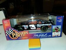"""NEW""""Dale Earnhardt #3 1998""""Vintage  Never Out Of Box Goodwrench Winner's Circle"""