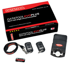 DATATOOL EVO PLUS ALARM WITH SINGLE CIRCUIT IMMOBILISER