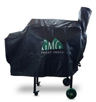 Green Mountain Grills Daniel Boone BBQ Grill Cover, Heavy Duty Canvas - GMG-3001