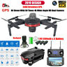 X46G Drone 5G WIFI FPV GPS With 4K HD Camera Brushless RC Quadcopter+3PC Battery