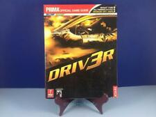 Driv3r Driver 3 Prima's Official Game Guide by David SJ Hodgson