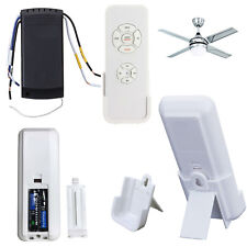 110V Wireless Universal Ceiling Fan Light Lamp Timing Remote Control Receiver US
