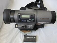 PANASONIC AG-EZ1 3CCD  VIDEO CAMERA RECORDER (READ THE DETAILS)
