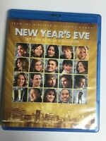 New Year's Eve (Blu-ray, 2012) Halle Berry,Jessica Biel,Not a Scratch! USA!