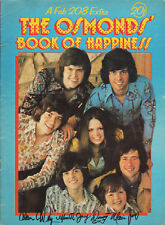The Osmonds Book of Happiness       A Fab 208 Extra Magazine 1973