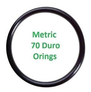 Metric Buna  O-rings 124.6 x 5.7mm JIS P125  Price for 1 pc