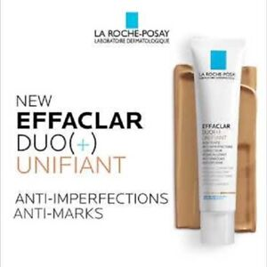 La Roche-Posay Effaclar Duo+ Unifiant Unifying corrective 40ml - CHOOSE SHADE