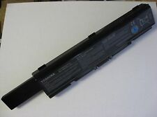 GENUINE TOSHIBA A505 BATTERY 10.8V 65Wh PA3535U-1BRS GC02000D110-A01 (F13-20)