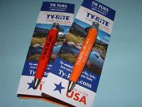 TY-Rite Jr. & Sr. Original Fly Fishing Knot Tool Flies Hooks Hook Holder USA