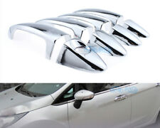 CHROME DOOR HANDLE COVER COVERS FOR 2011 2012 2013 2014 2015 2016 FORD FIESTA