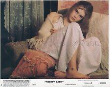 BROOKE SHIELDS PRETTY BABY 1978 VINTAGE LOBBY CARD #2
