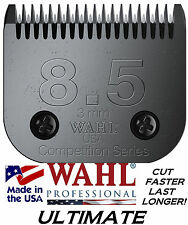 Wahl ULTIMATE COMPETITION 8 1/2 (8.5) BLADE*Fit KM1,KM2,KM5,KM10,Max 45 Clippers