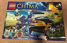Lego Legends of Chima Equila's Ultra Striker (70013) New In Factory Sealed Box