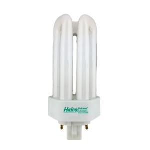 Halco 44801 PL18T 18W 3500K Triple Twin Tube CFL Bulb Neutral White 2-Pin Base