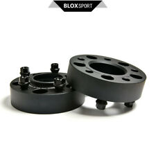 40mm (2) For BMW X5 F15 2013-2019 Forged 6061T6 Aluminum Alloy CNC Wheel Spacers