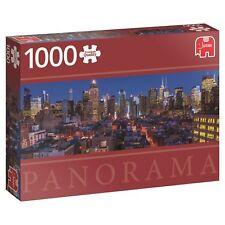 Jumbo Premium Puzzle Collection 'Nouveau Horizon De New York' 1000 Pièces