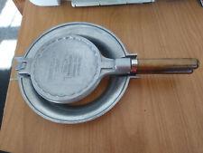 Bethany Housewares Aluminum Krumkake Iron Cresco, Iowa Usa