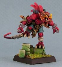 Ra'am Reptus Hero Reaper Miniatures Warlord Lizardman Dragonman Fighter Melee