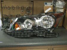 Honda Accord LX USED OEM Left Headlight 2008-2012
