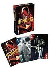 Jimi Hendrix - # 2 - Spielkarten Kartenspiel Playingcards - Jeu de Cartes - OVP