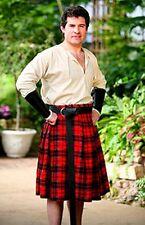 Celtic/Renaissance Field Kilts Available in Different Plaids
