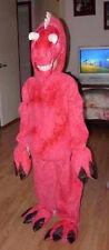 DISNEY STORE Red Dinosaur KRONIN Fancy Dress Kids Halloween COSTUME 4/6