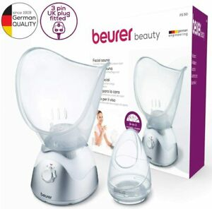 Beurer FS50 Facial Sauna | Steam cleansing for more effective cleaning