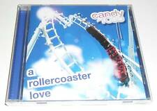 CANDY ROSE - A ROLLERCOASTER LOVE - 2009 UK 11 TRACK CD ALBUM